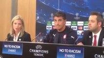 Συνέντευξη Τύπου Μίτσελ 4 (Μπενφίκα - Ολυμπιακός, Champions League 2013-14)