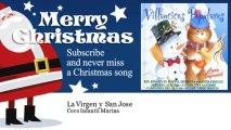 Coro Infantil Marina - La Virgen y San Jose