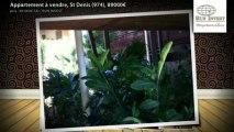 Appartement à vendre, St Denis (974), 89000€