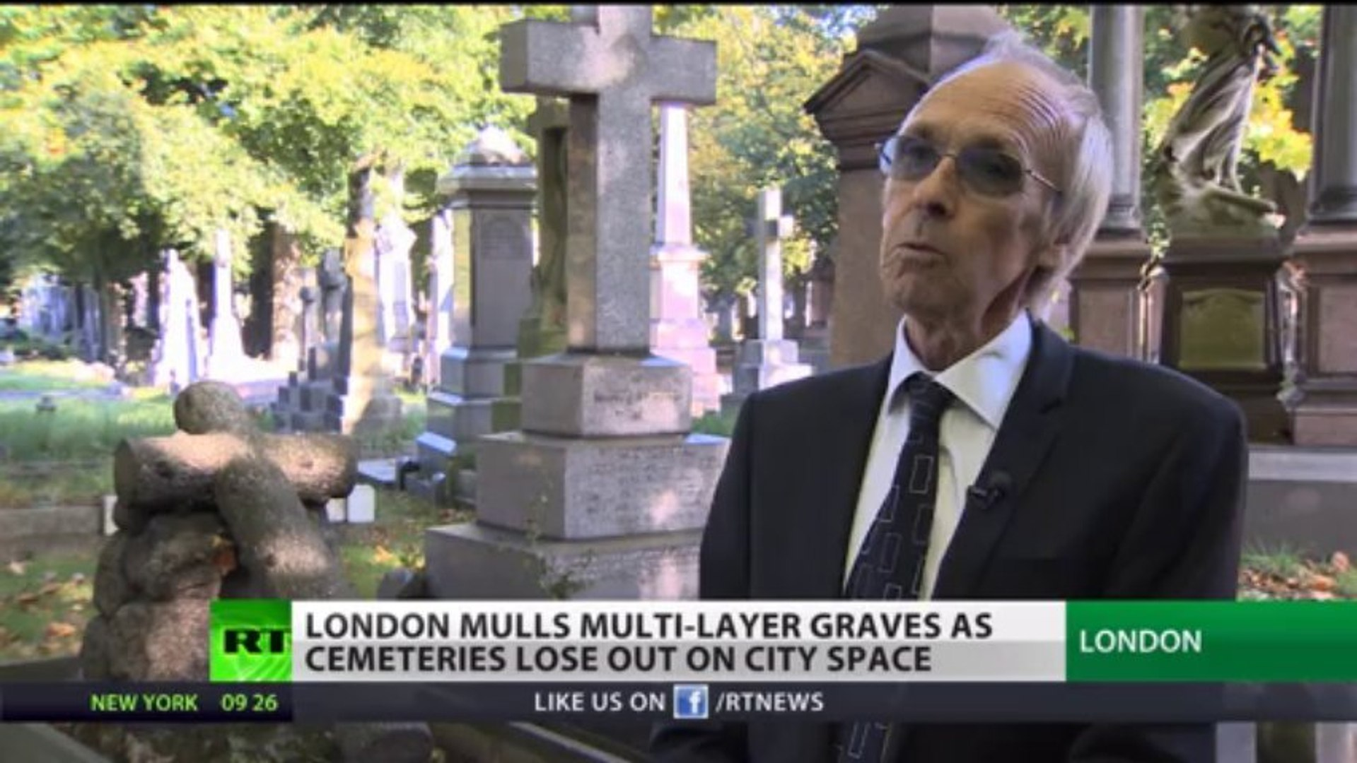 Grave Problem: London mulls reusing graves as burial space runs out