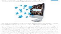 Buy 1000 Twitter followers for $ 2
