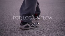 Grosse démo de dance Hip Hop sur du Dubstep - Pop, Lock, & Flow (Feat HOLOTYPE & Jarell Rochelle)