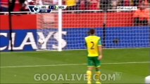Arsenal vs Norwich City || نوريتش سيتي vs آرسنال || Arsenal Amazing Tiki Taka Goal 1-0 ~ 19/10/2013