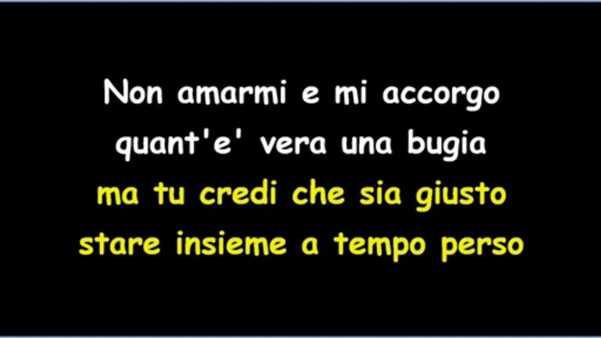 Aleandro Baldi e Francesca Alotta Non amarmi - Video Dailymotion