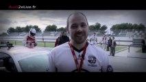 Finale #Audi2e, 24 h en vidéos : baptême en Audi R8 LMS