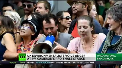 Frackdown Day_ Worldwide protest to end shale gas extraction
