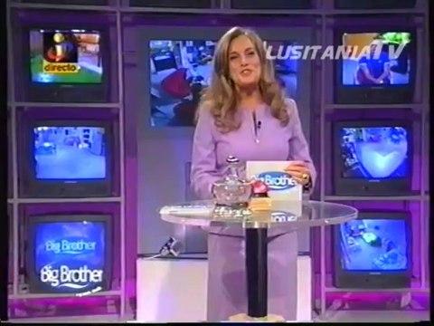 Big Brother 1 TVI Ligaçao em Directo 2000