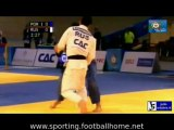Judo :: Joao Pina Campeão Europeu de Judo [-73kg] 2010