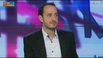 Benetton et American Express: Charlotte Bricard, Frank Tapiro, Valéry Pothain, dans A vos marques -– 20/10 2/3