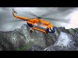 Siberia helicopter crash kills at least 19
