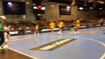 PSG - FC Barcelone | EHFCL Missile de Mikkel Hansen