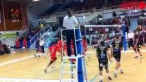 Rennes s'incline contre Lyon - Rennes Volley - Lyon 2-3