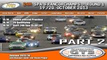 Part 2 - 24h Spa-Francorchamps - Int. GT3 Endurance Multileague - Sim-Racing.org