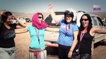 La Parisienne présente : Trophée Roses des Sables 2013 - JT vidéo n°8 : Merzouga - Marrakech
