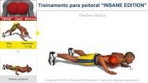 """Treinamento para peitoral """"INSANE EDITION"""""""