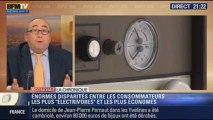 L'Éco du soir: les disparités de consommation électrique entre les ménages français sont importantes - 22/10