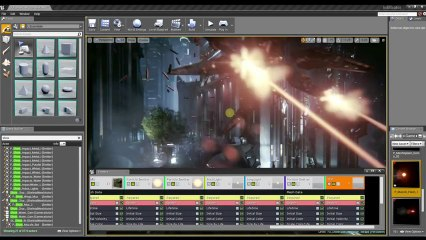 Unreal Engine 4 - Visual Effects de