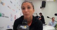 Sara Errani al Masters WTA di Istanbul - Intervista dopo match contro Azarenka - Da SuperTennis