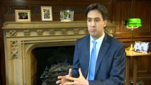 Miliband: 'Another day, another 10pc price rise'