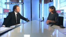 """""""L'enjeu des municipales, c'est le destin de Paris"""" Anne Hidalgo, invitée politique de Guillaume Durand sur Radio classique / LCI ce lundi 21 octobre 2013"""