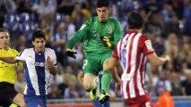 Osasuna y Espanyol frenan la racha triunfal de Barcelona y Atlético de Madrid
