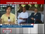 Pakistan violating Ceasefire at will, India should look at other options: Omar Abdullah tell Centre