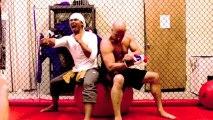 Fast And Furious 7 - Une vidéo impressionnante de l'entrainement de Tony Jaa et Vin Diesel