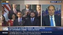 Le Soir BFM: l'espionnage de la France par la NSA - 21/10 1/4