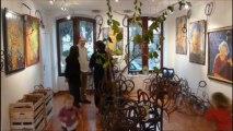 Exposition Sculptures-Vivantes VR 2013* L' Art-Mateur d' Art-Nature
