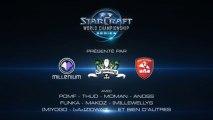 SC2 : WCS Toronto - Annonce présentation par Millenium, O'gaming et aAa