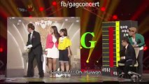 ENG SUBBED Gag Concert -The King of Rating-  E718   131017
