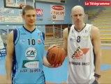 Basket. Les pronostics des capitaines avant le derby Quimper/Brest