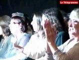 Festival Interceltique. Mariage réussi avec Goran Bregovic