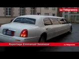 Guimaëc - Hugues Le Coat vend du rêve... en limousine