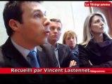 "Régionales. Laurent Prunier (UMP, Brest) : ""Que Sarko refasse du Sarko !"""