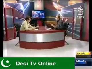 Maulana Tariq Jameel Prayed for Nusrat Javed