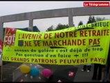 Saint-Brieuc (22). Forte mobilisation pour la défense des retraites
