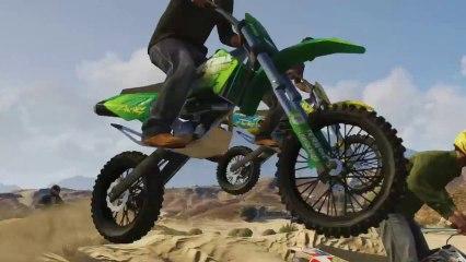 Grand Theft Auto Online video Gameplay Italiano - GTA 5