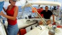 Loïck, le voilier reporter n°11 - Du Cap Vert au Brésil : Traverser un océan à la voile (1/2)
