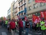 Brest (29). Plus de 15.000 personnes dans les rues