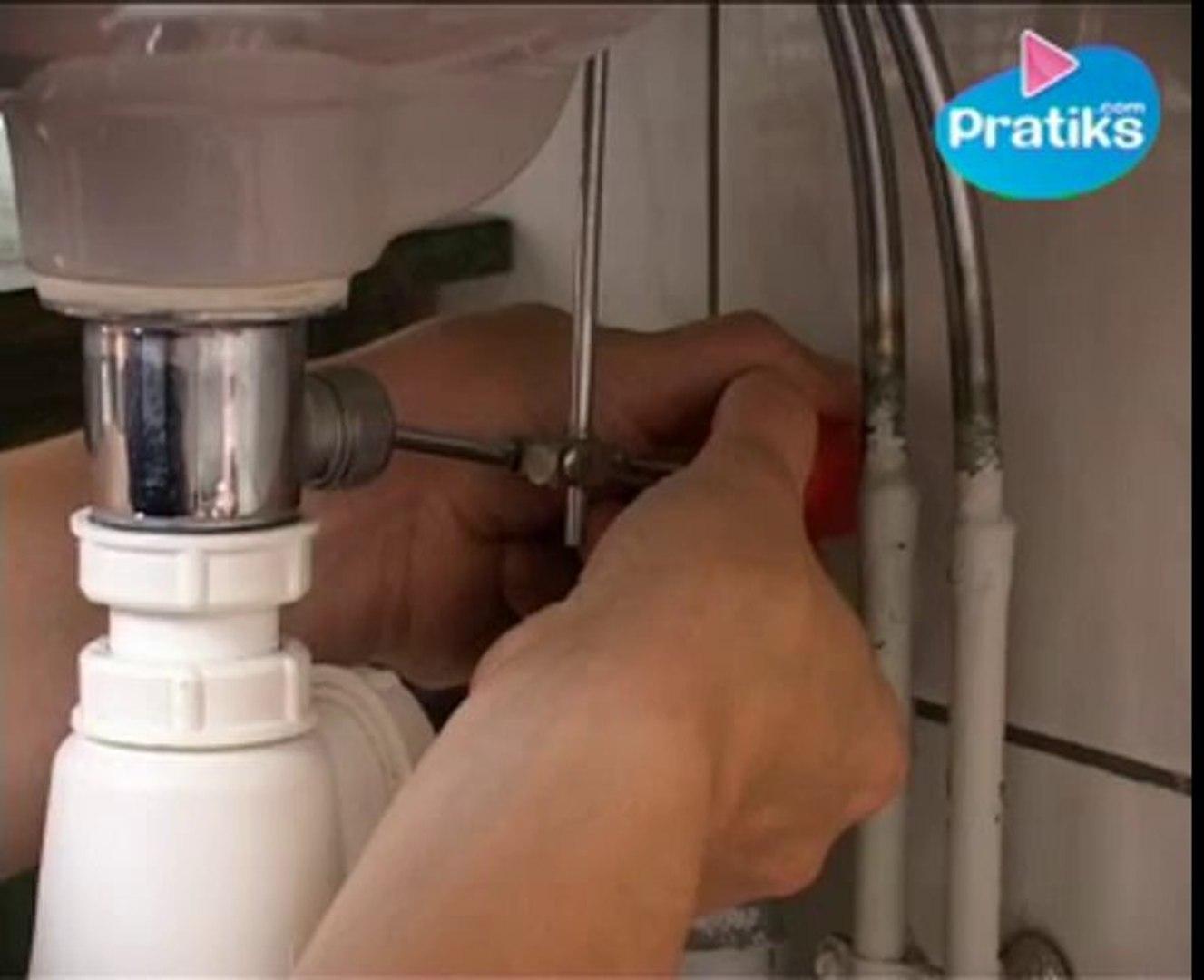 Comment réparer et régler son bouchon de lavabo