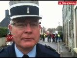 Bignan (56). Cinq morts et un jeune survivant dans un incendie