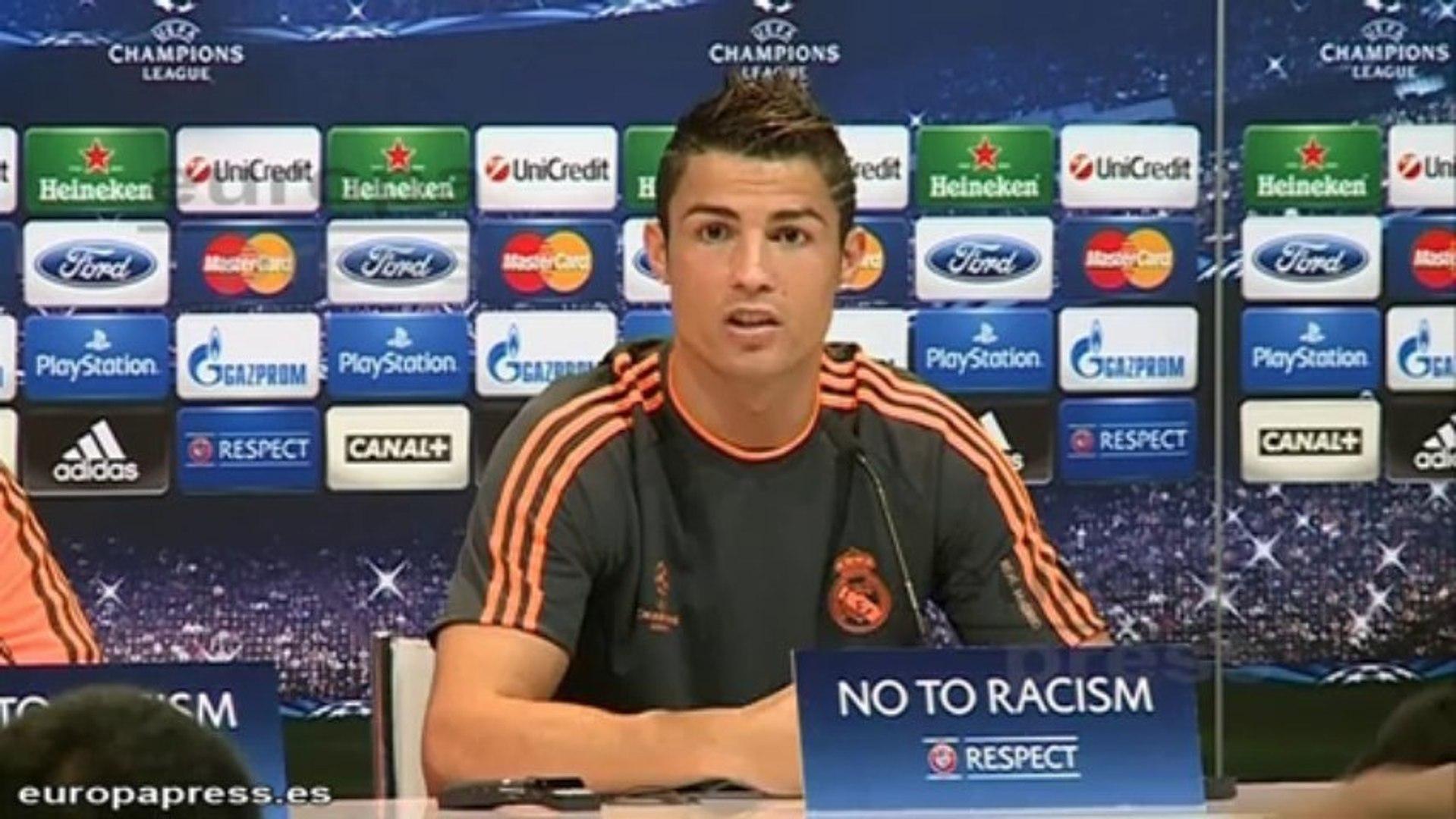 Cristiano sobre Bale:
