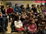 Brest (29). Ecole Diwan : rencontre avec les explorateurs de Pôle Nord 2012