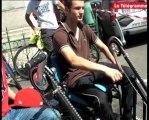 Vannes (56). Treize tricycles pour des Sénégalais handicapés