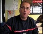 Quimperlé. Pompiers : le lieutenant Le Garrec raconte une intervention impressionnante