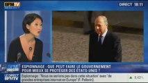 BFM Story: NSA : l'espionnage/ l'affaire Leonarda : le gouvernement est dans l'impasse.. - 21/10