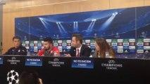 Συνέντευξη Τύπου Πάουλο Μασάντο (Μπενφίκα - Ολυμπιακός, Champions League 2013-14)