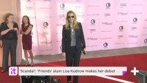 'Scandal': 'Friends' Alum Lisa Kudrow Makes Her Debut