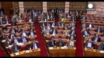 Le parti grec d'extrême-droite Aube Dorée privé de...